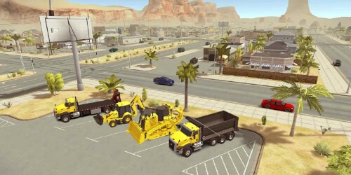 Construction Simulator 2 на Андроид