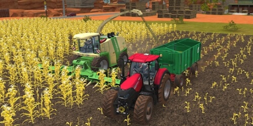 Farming Simulator 18 на Андроид