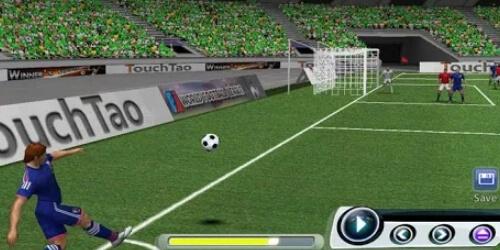 Футбол Лига мире на Андроид