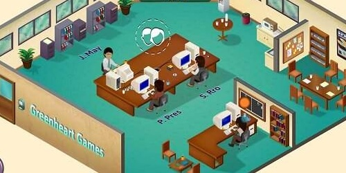 Game Dev Tycoon на Андроид