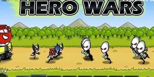 HERO WARS на Андроид