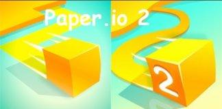 Paper.io 2 на Андроид