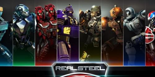 Real Steel на Андроид