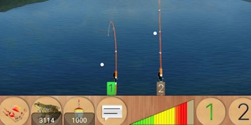 Реальная Рыбалка на Андроид