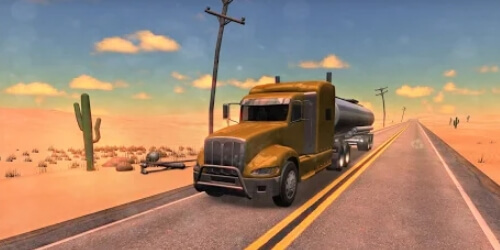 Truck Simulator на Андроид