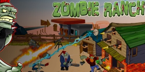 Zombie Ranch на Андроид