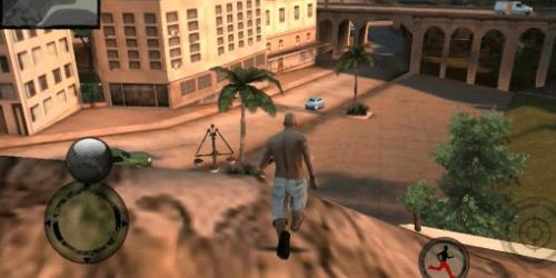 Gangstar Rio на Андроид