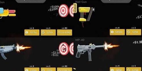 Gun Idle  на Андроид