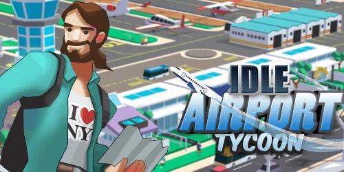 Idle Airport Tycoon на Андроид