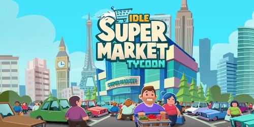 Idle Supermarket Tycoon на Андроид