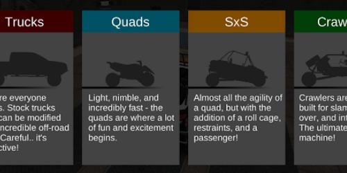 Offroad Outlaws на Андроид
