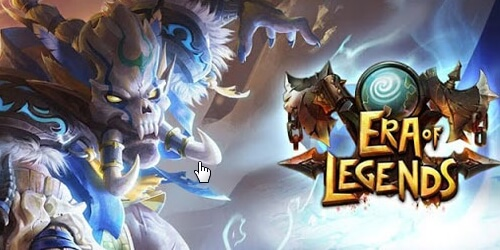 Era of Legends на Андроид