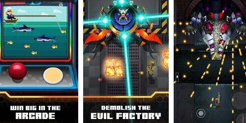 Evil Factory на Андроид