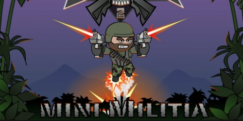 Mini Militia на Андроид