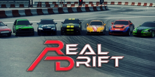 Real Drift Car Racing на Андроид