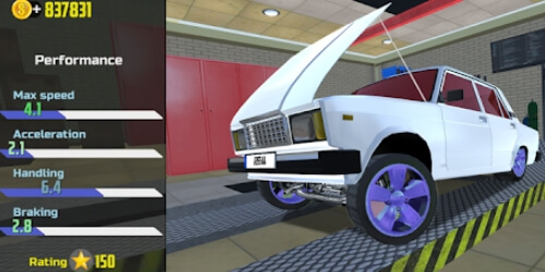 Симулятор Автомобиля 2 на Андроид
