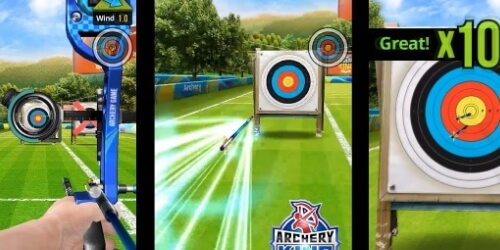 Archery King на Андроид