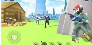 Battle Royale на Андроид