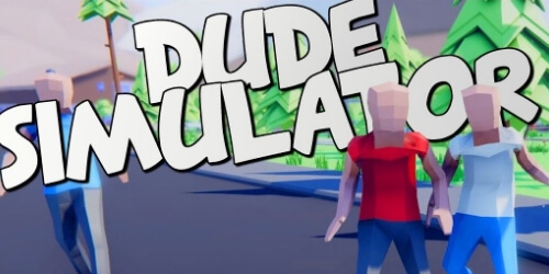 Dude Simulator на Андроид