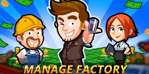 Factory Inc на Андроид
