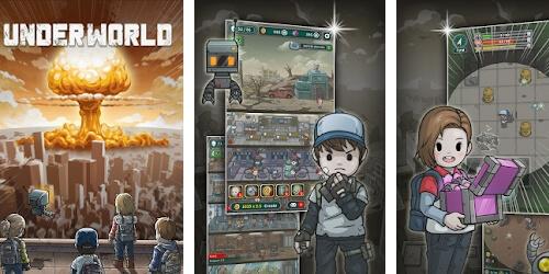 Подземный мир на Андроид
