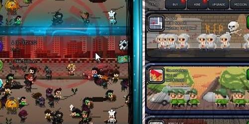 Zombie War на Андроид