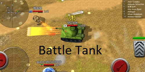 Battle Tank на Андроид