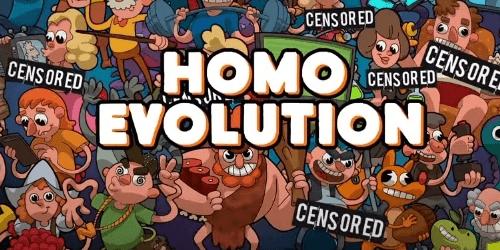 Homo Evolution на Андроид
