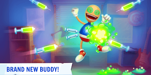 Kick the Buddy Forever на Андроид