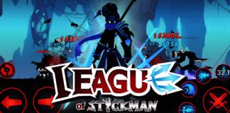 League of Stickman 2019 на Андроид