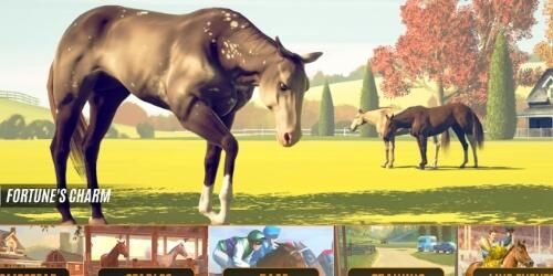 Rival Stars Horse Racing на Андроид