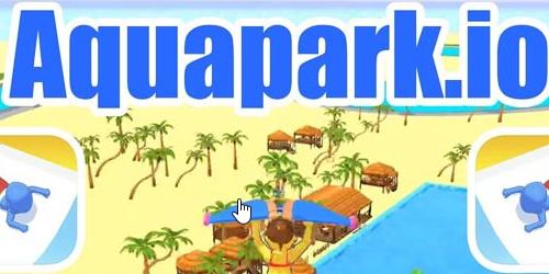 Aquapark io на Андроид