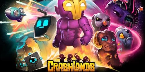 Crashlands на Андроид