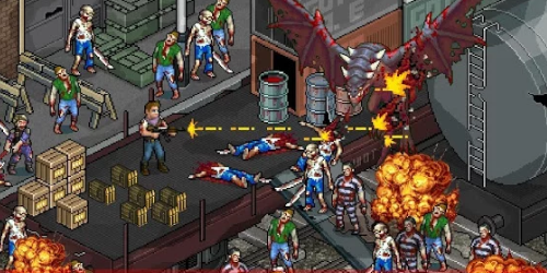 Fury Survivor Pixel Z на Андроид