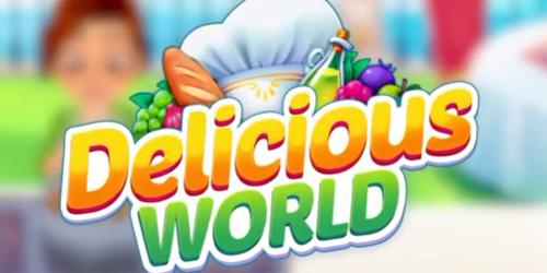 Delicious World на Андроид