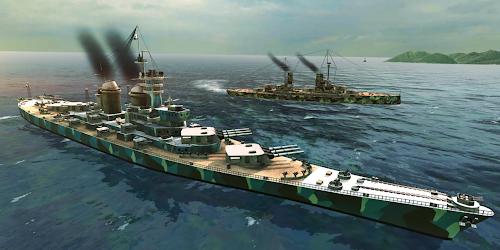 Battle of Warships на Андроид