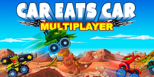 Car Eats Car Multiplayer на Андроид