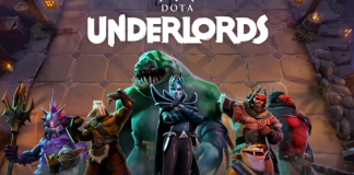 Dota Underlords на Андроид