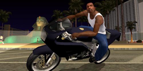 Grand Theft Auto San Andreas на Андроид