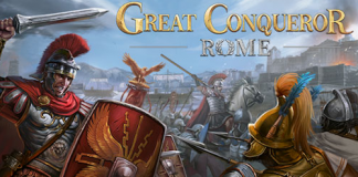 Great Conquero Rome на Андроид