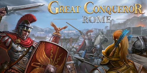 Great Conquero Rome на Андроид