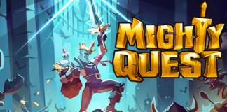 The Mighty Quest на Андроид