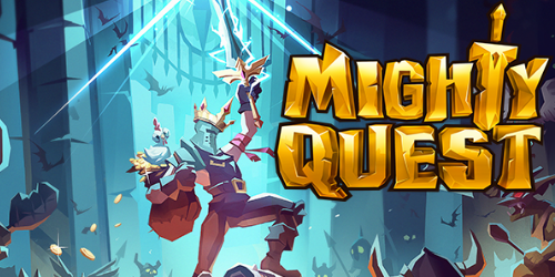 The Mighty Quest на Андроид