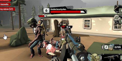 The Walking Zombie 2 на Андроид