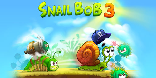 Улитка Боб 3 на Андроид