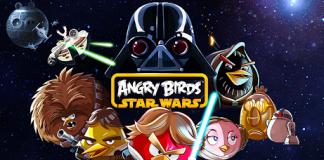 Angry Birds Star Wars на Андроид