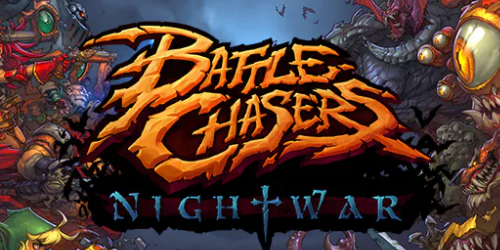 Battle Chasers на Андроид