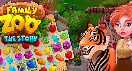 Family Zoo на Андроид