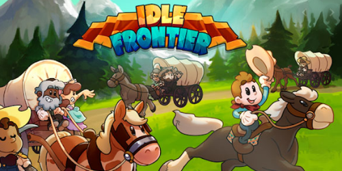 Idle Frontier на Андроид