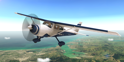Real Flight Simulator на Андроид